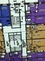 1-комнатная квартира, 47 кв.м., 7/24 этаж, новостройка